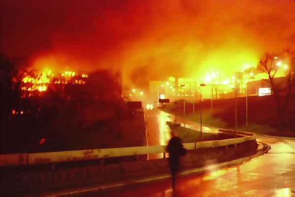 15-лет агрессии НАТО против Союзной Республики Югославия